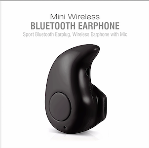 35914 - MINI WIRELESS BLUETOOTH EARPHONE USA