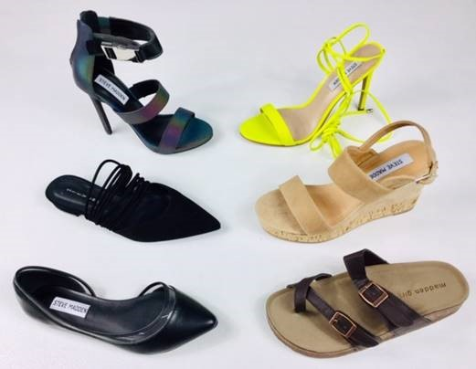 37150 - STEVE MADDEN LADIES SANDALS USA