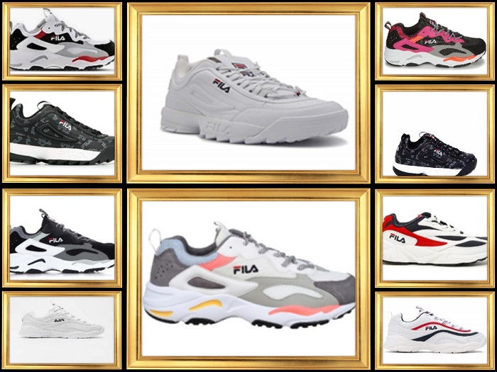 37221 - FILA SHOES Europe