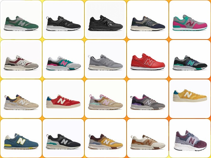 37222 - NEW BALANCE SHOES Europe