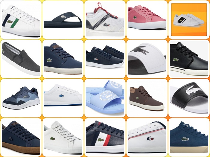 37224 - LACOSTE SHOES Europe