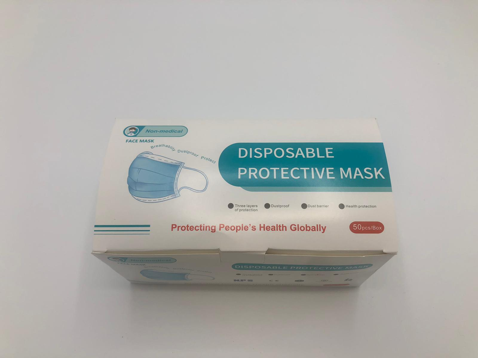 37599 - Offer 3PLY masks ready stock Europe