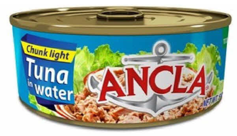 38092 - ANCLA canned tuna USA