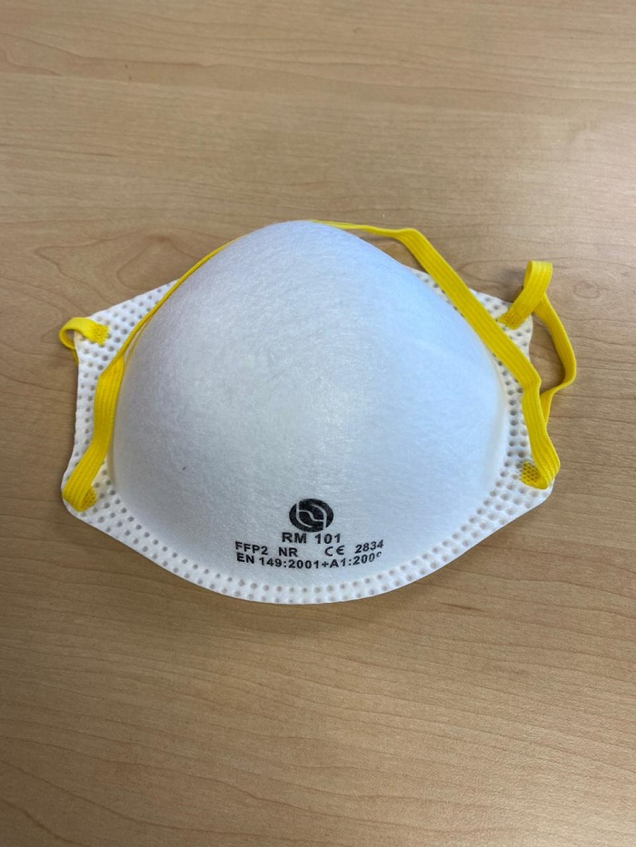 38361 - FFP2 DUST MASK South Africa