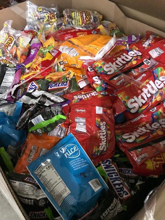 40333 - Name-Brand Candy Full Truckload USA