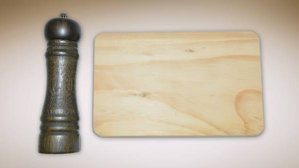 40558 - Offer on Pepper Mills and Cutting Boards USA