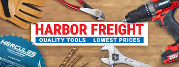 40768 - NEW LOTS Harbor Freight TOOLS USA